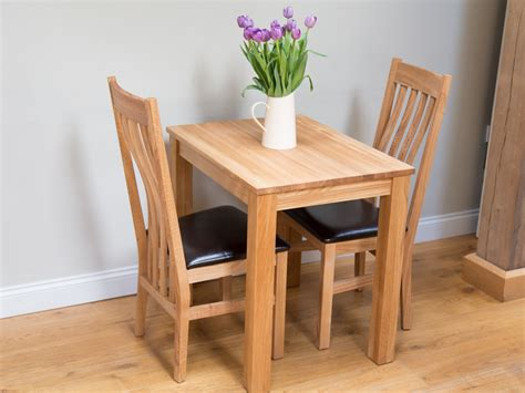 small oak kitchen table chair set from top furniture