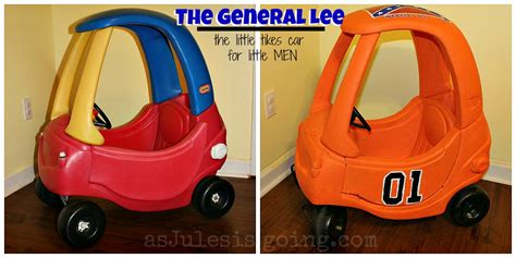 Kitchen Makeover On A Budget Ideas - the general lee little tikes car how to