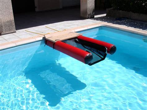 floating water ramp  dog dog  water ramp