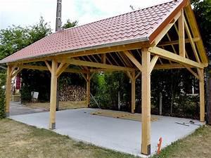 Charpente Traditionnelle Bois En Kit : charpente mono ou duo espace bois 42 ~ Premium-room.com Idées de Décoration