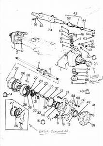 Front Axle Drive Unit Question  U2013 Yesterday U0026 39 S Tractors With Regard To Landini Tractor Parts