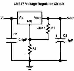 12v 9v 6v 5v 33v multiple voltage power supply for Volt voltage regulator circuit diagram lm317 voltage regulator circuit