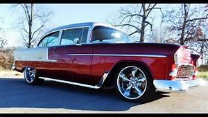 1955 Chevrolet Bel Air Street Rod Steve Holcomb Pro Auto