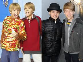 cole and dylan sprouse photos disney stars watn ny