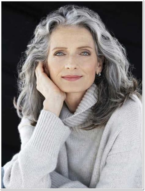 Adding a light blonde shade makes a huge difference in this design, but. 104 Best Hairstyles For Women Over 50 For an Effortless Look