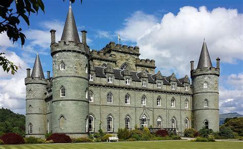 country floor inveraray castle