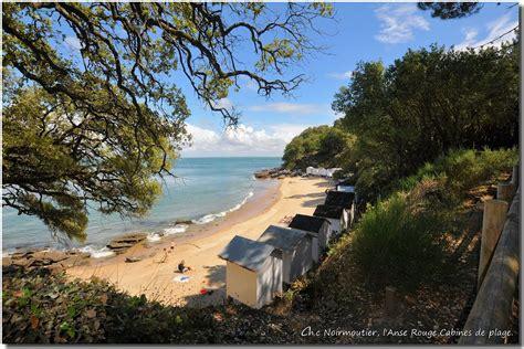 bois de la chaise noirmoutier panoramio photo of noirmoutier l 39 anse cabines de
