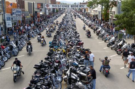 World's Largest Motorcycle Rally Getting Tamer