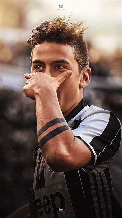Juventus Dybala Paulo Soccer Mask Celebration Ronaldo