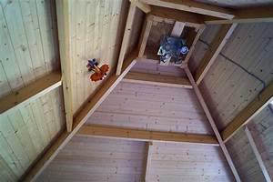 Neues Dach Für Gartenhaus : grillpavillon aus dem zauberwald ein m rchenhaftes projekt ~ Articles-book.com Haus und Dekorationen