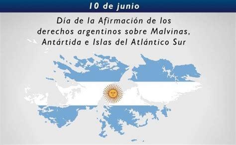 Día de la Afirmación de los Derechos Argentinos sobre las ...