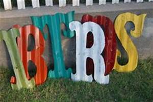 corrugated tin craft ideas corrugated metal tin roofing With corrugated metal letters walmart