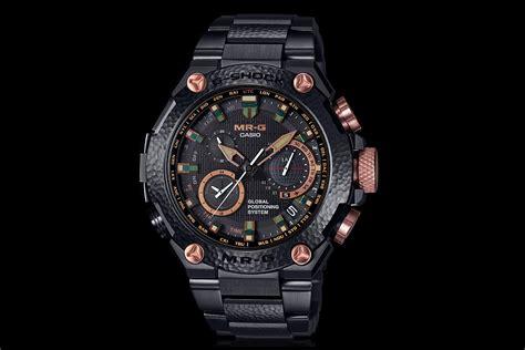 Casio G Shock Mr G Limited Edition Hammer Tone Watch