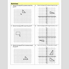Rotations Worksheet Homeschooldressagecom