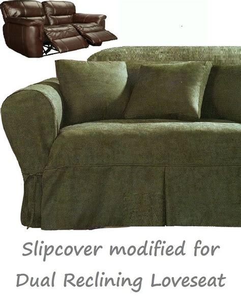 Slipcovers For Loveseat Recliners by 112 Best Slipcover 4 Recliner Images On