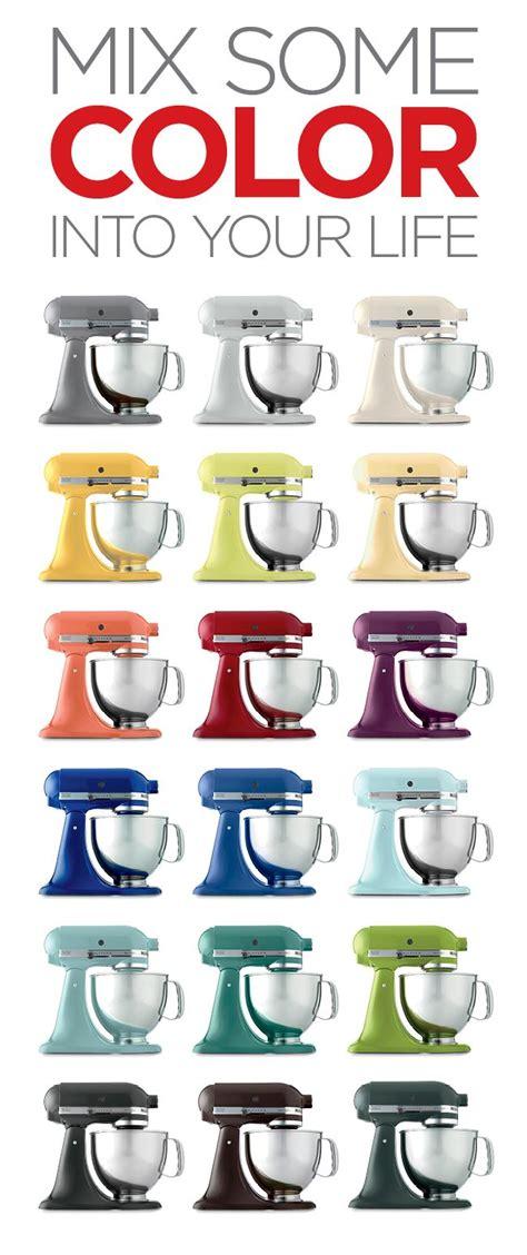 kitchenaid colors kitchenaid kitchenaid mixers colors