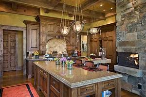 101 craftsman kitchen ideas for 2018 With aesthetic elements in designing a rustic kitchen