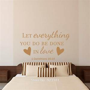 20 inspirations nursery bible verses wall decals wall With bible verses wall decals inspiration