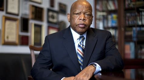 john lewis civil rights leader history