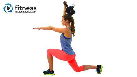 kettlebell workout hiit muscle cardio lean build brutal burn minute fat fitnessblender fast fitness training kettlebells exercise kettle bell blender