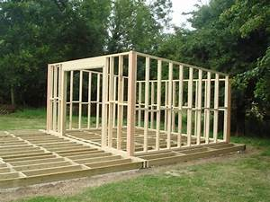 comment construire cabanon With construire un cabanon de jardin
