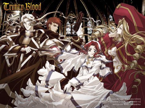trinity blood wallpaper zerochan anime image board