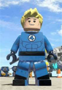 Human Torch - LEGO Games Wiki, the encyclopedia about TT ...