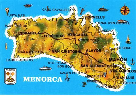 Spanish Islands Menorca Have Bag Will Travel