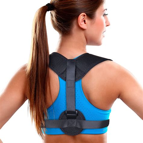 Amazon.com: Posture Corrector Spinal Support - Physical