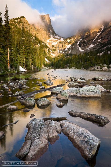 dream lake dream lake rocky mountain national park
