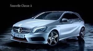 Nouvelle Mercedes Classe B : soir e de pr sentation de la nouvelle mercedes classe a youtube ~ Nature-et-papiers.com Idées de Décoration