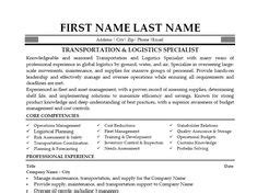 warehouse resume templates samples images