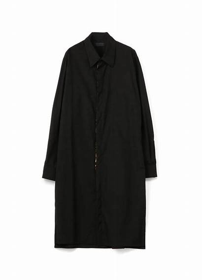 Compression Wool Shawl Gown Collar Coat Pleated