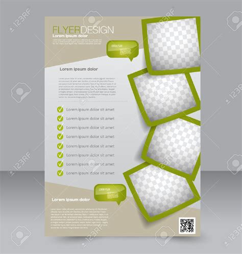 Brochure Templates Free Brochure Template Flyer Flyer Template Brochure Design Editable A Poster For