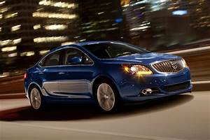 2015 Buick Verano Drops Manual Transmission