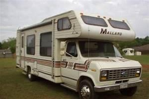1986 Ford Mallard Class C Motorhome