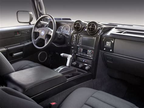 Hummer H2h Hydrogen Picture 16549 Hummer Photo Gallery