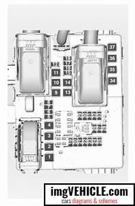 Opel Insignia I Fuse Box Diagrams  U0026 Schemes