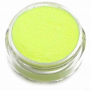 GBA UV Neon Yellow Glitter HokeyPokey Shop