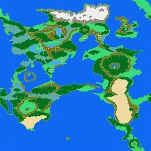 Final Fantasy World Map Roundtripticketme