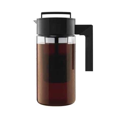 cold brew coffee maker takeya cold brew iced coffee maker so that s cool