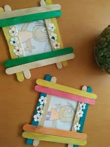 chambre anglais activité manuelle pour les enfants fabriquer un cadre