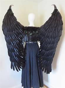 Dark Queen Wings: At Rest Style (downswept) - Angel Wing ...