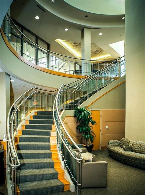 commercial staircase design commercial stair builder