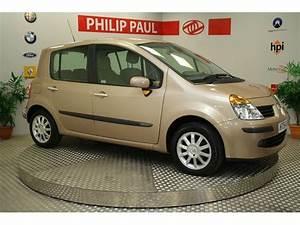 Renault Modus 2005 : used renault modus 2005 gold paint petrol 1 6 privilege 5dr full hatchback for sale in oswestry ~ Gottalentnigeria.com Avis de Voitures