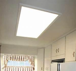 Replace Kitchen Flourescent Light Box