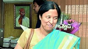 Industries secretary gets shunted out