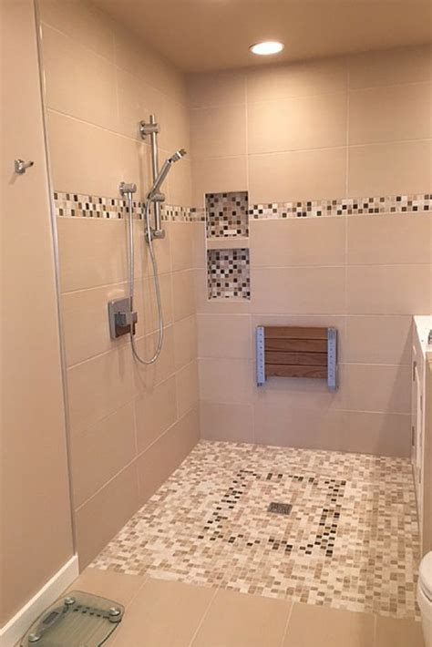 In Shower Advantages And Disadvantages Of A Curbless Walk In Shower