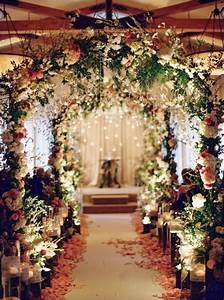 Tendências de decoração para igreja Casar com