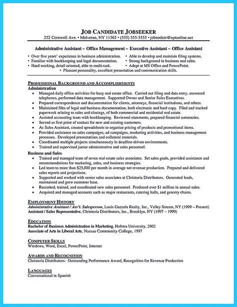 Resume Defined by Attract Your Employer With Defined Administrator Resume
